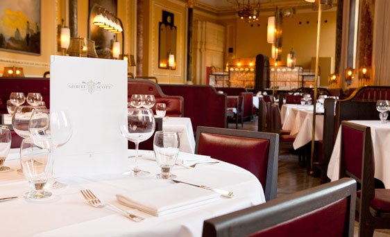 Restaurants: The Gilbert Scott