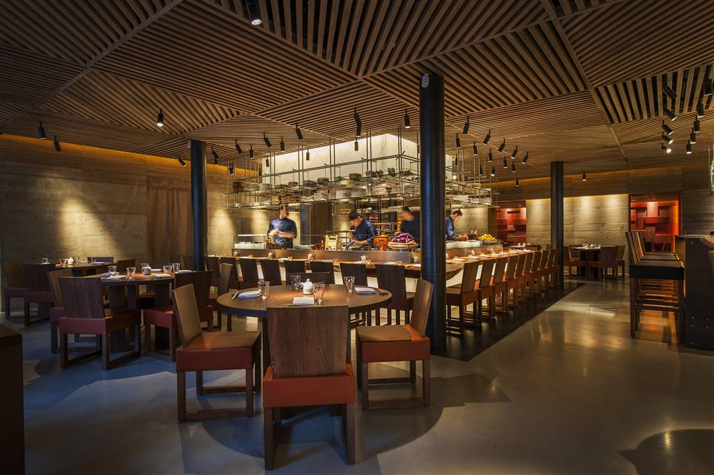 Restaurants: Roka Mayfair
