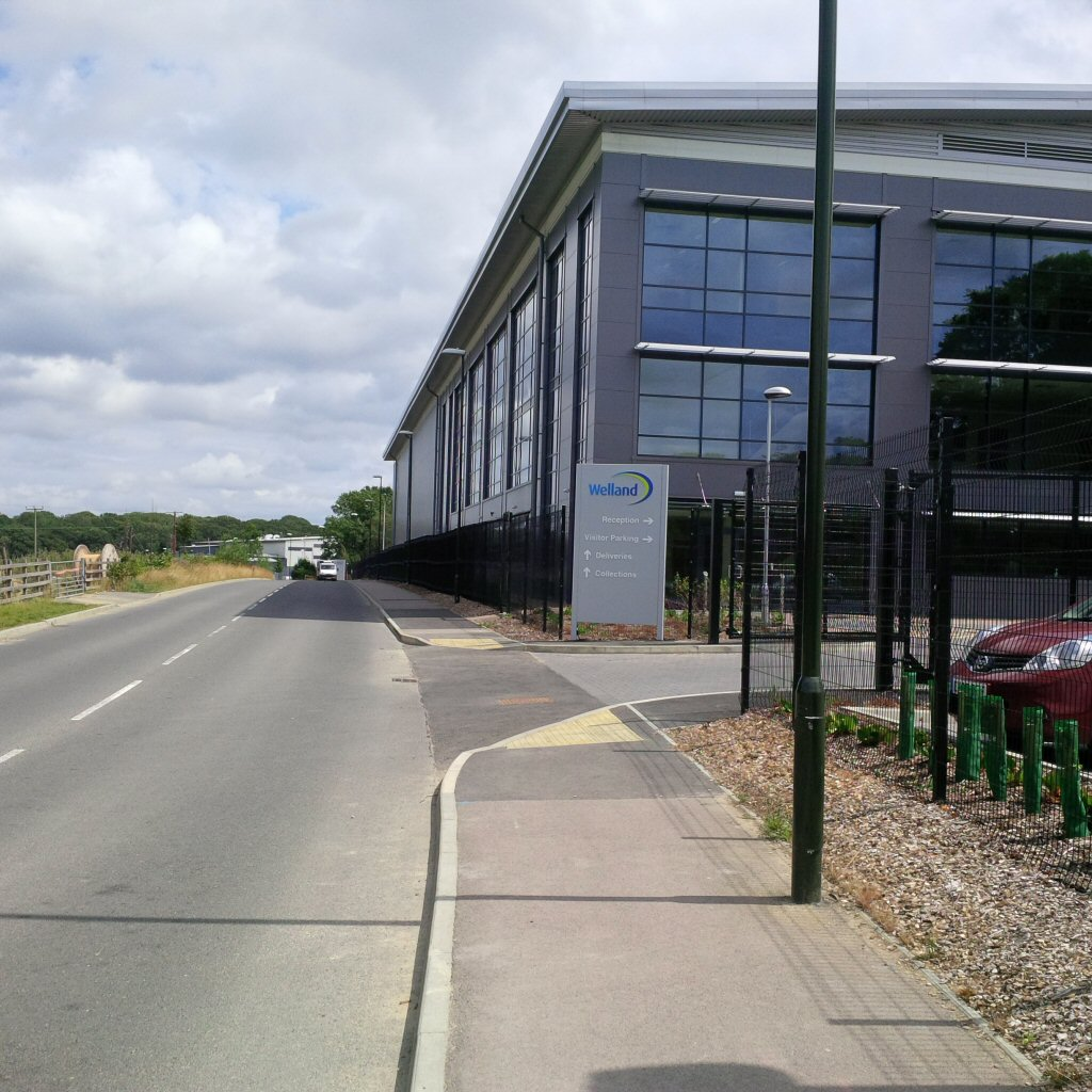 Industrial: New HQ for Medical Company